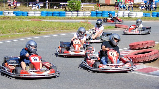 Karting - Quads - 4x4 Routes - Moto/Bike Rent